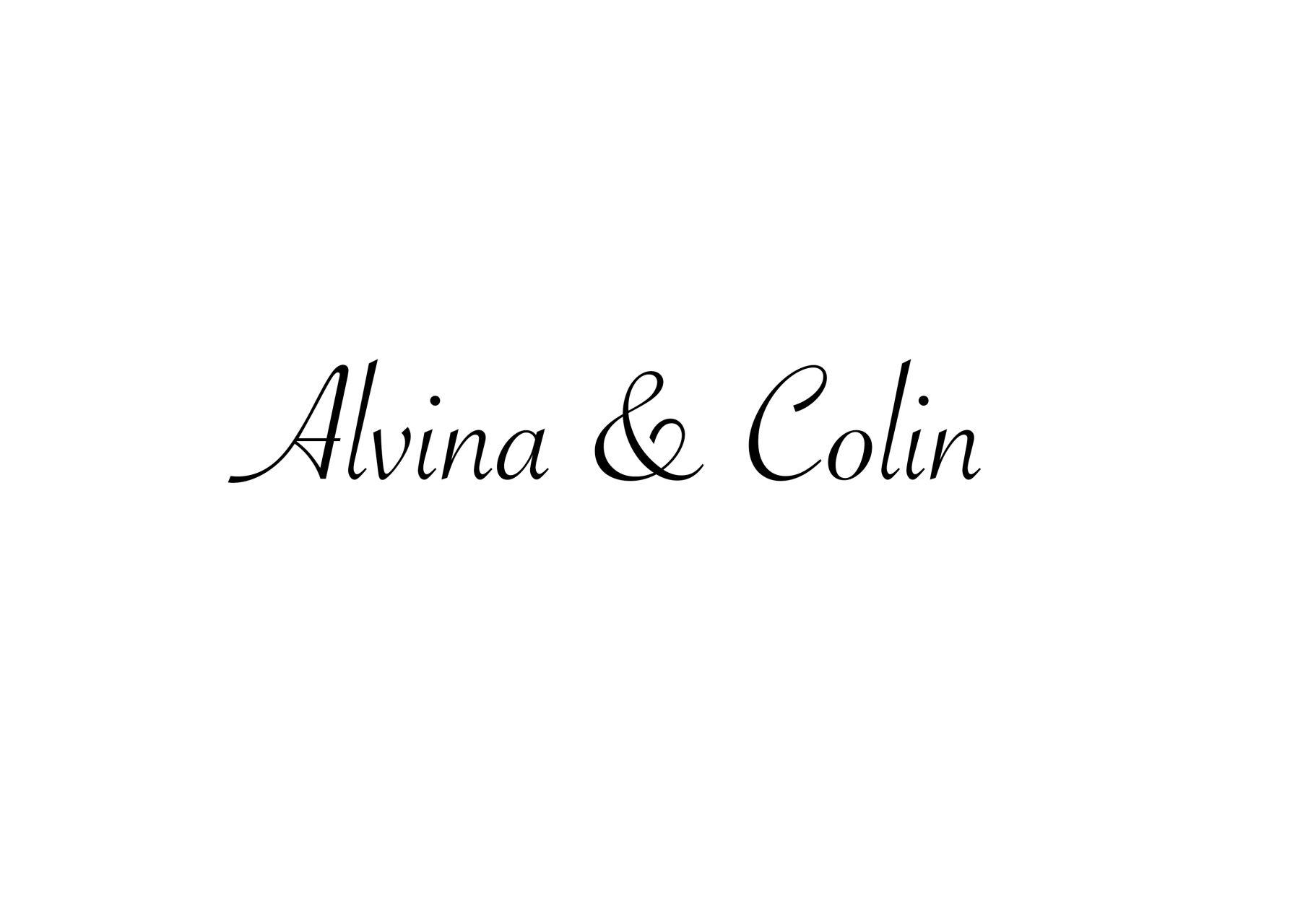 Alvina&Colin