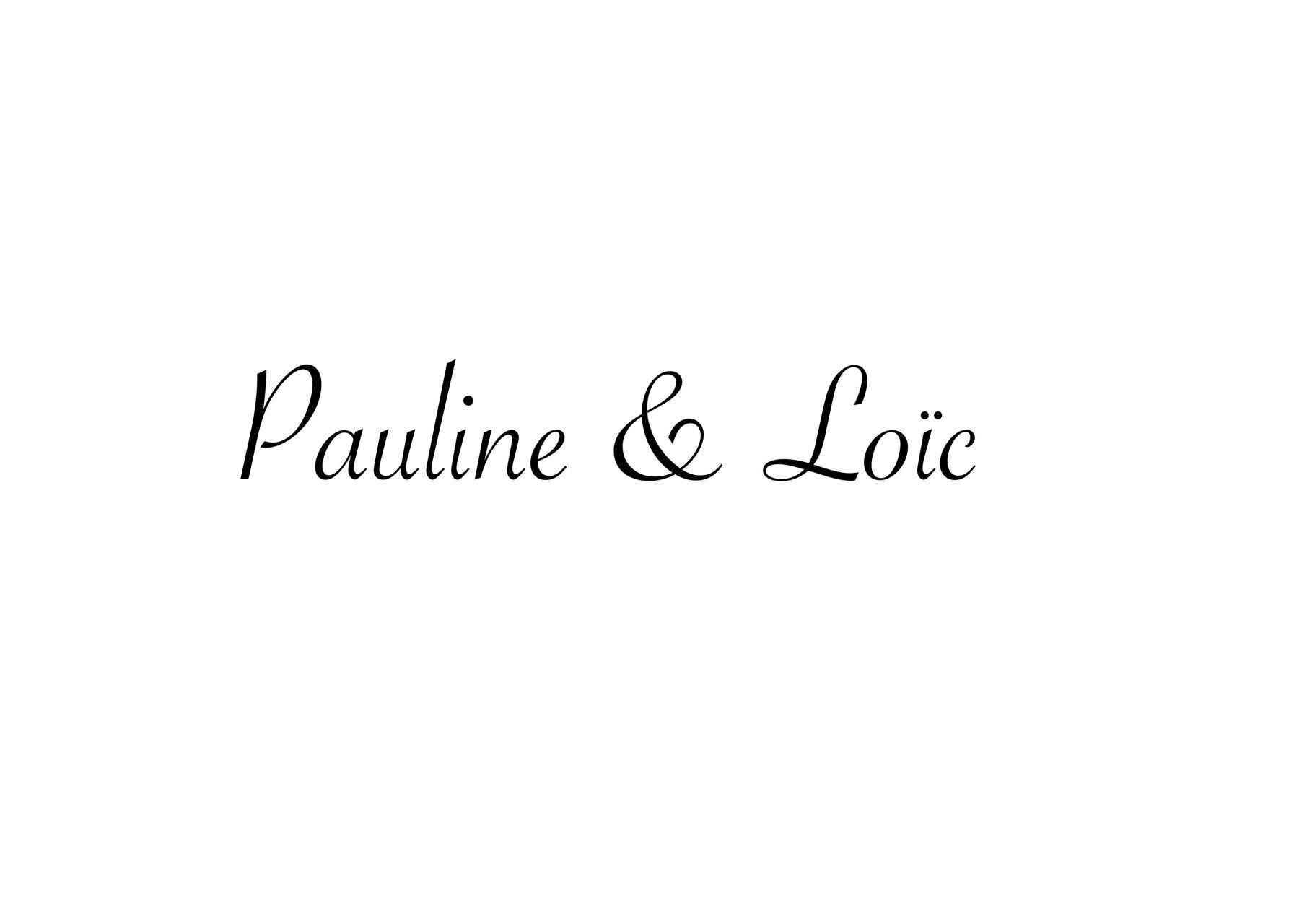 Pauline&Loic