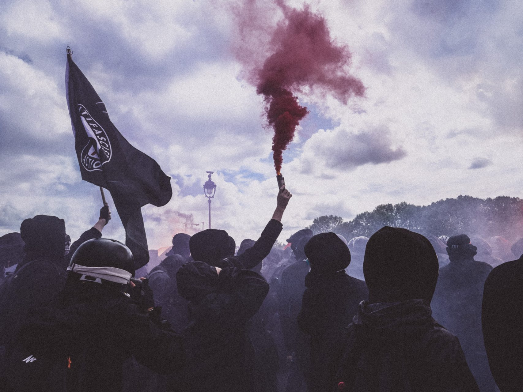 FRA - MANIFESTATION 1 Mai - PARIS