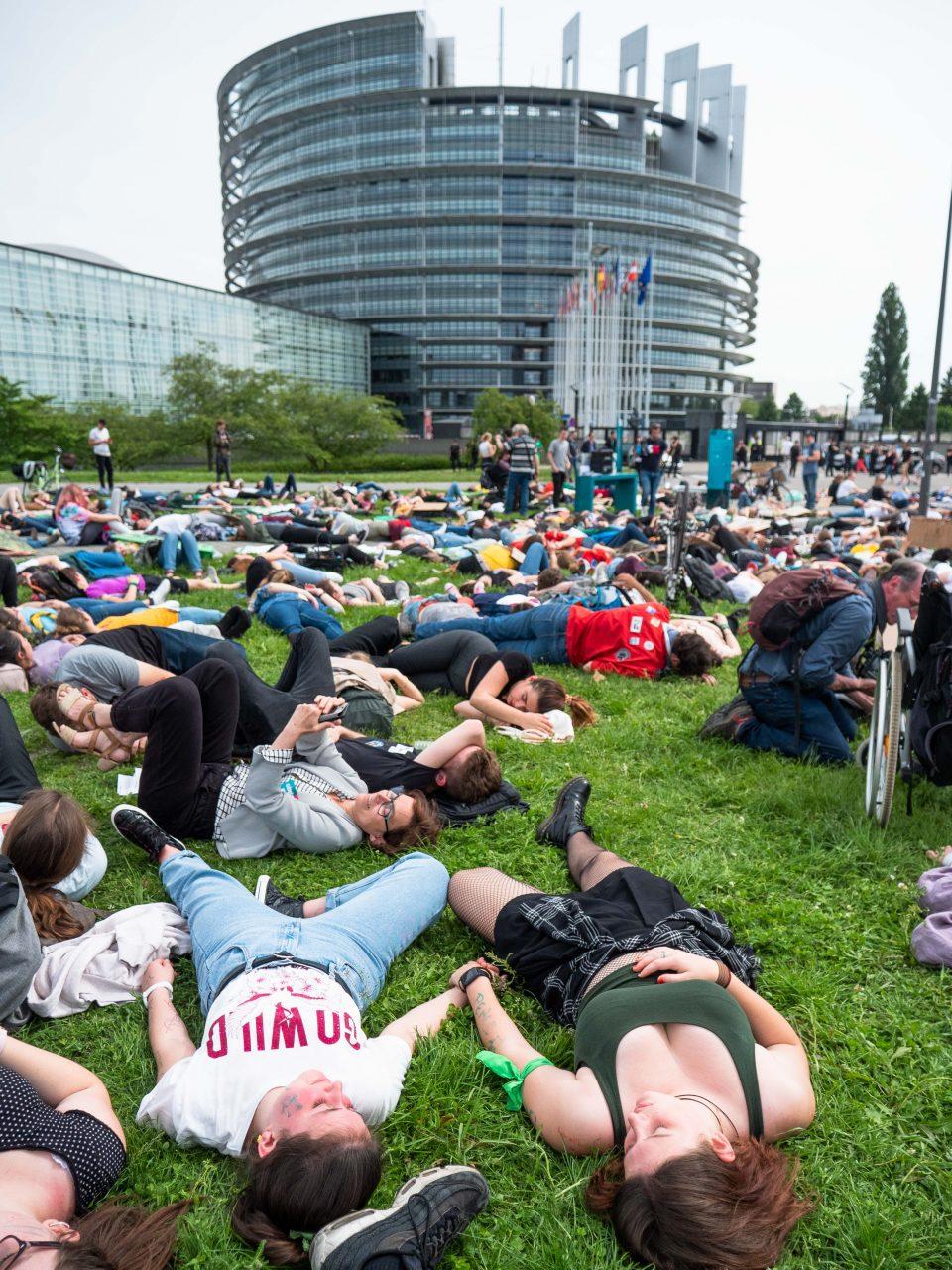Marche pour le climat à Strasbourg - Septembre 2019